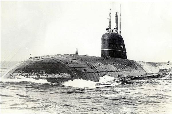 подводная лодка реактор на жидком металле
